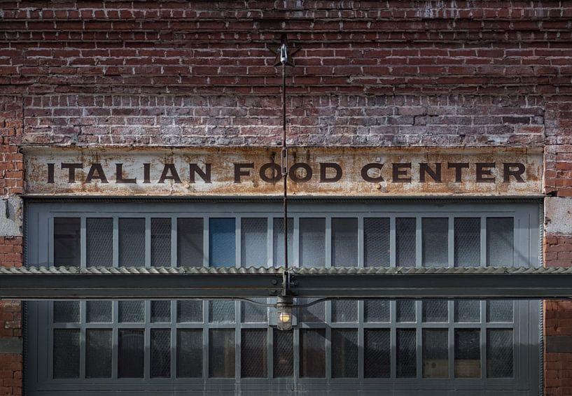 Italian Food Center van Maikel Brands