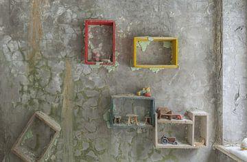 Verlassenes Kinderkrankenhaus in Pripjat von John Noppen