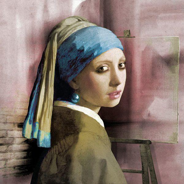 Girl with Pearl Earring – The Prequel sur Marja van den Hurk