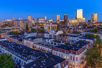 Rotterdam von oben. von delkimdave Van Haren