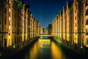 Speicherstadt - Hamburg sur Holger Debek