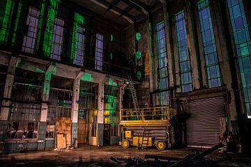 Oude Krachtcentrale von Vincent Snoek