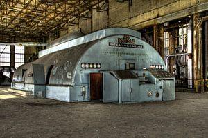 Power Plant ECVB von Bert Fotografeert