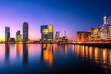 Kop van Zuid sur Prachtig Rotterdam