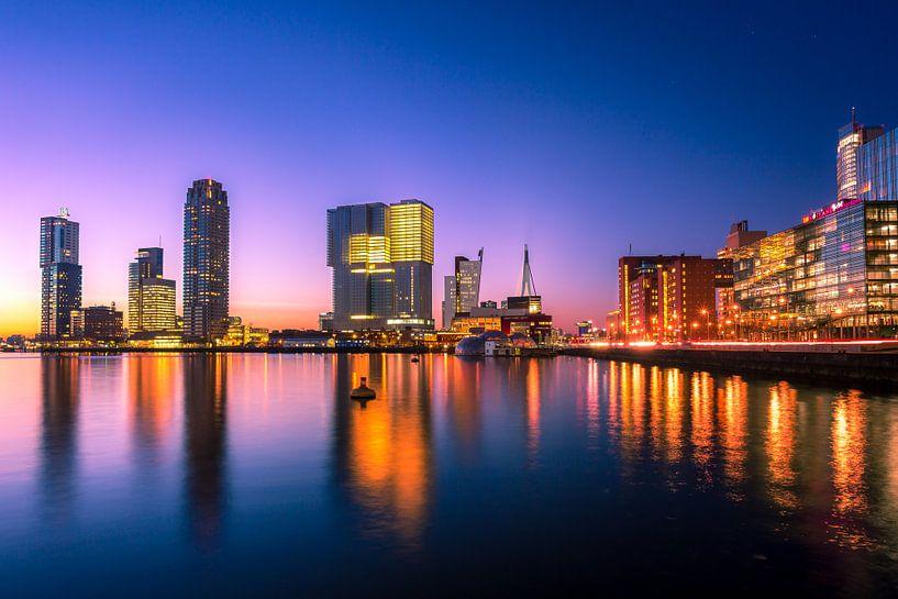Kop van Zuid van Prachtig Rotterdam