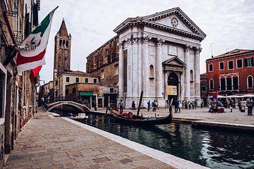 Venice - Chiesa di San Barnaba van