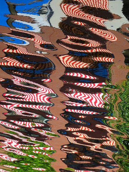 Urban Painting 143 aka Picasso Did It Again! van MoArt (Maurice Heuts)