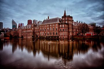 Den Haag - Binnenhof van