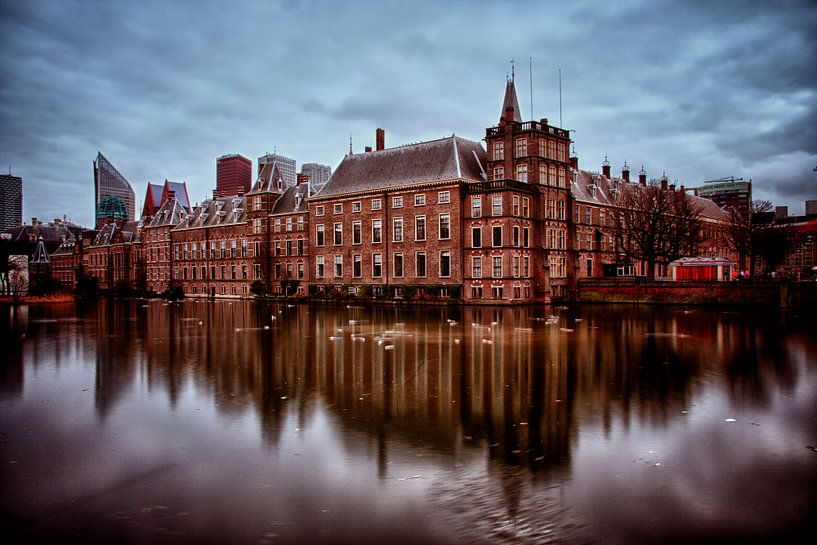 Den Haag - Binnenhof van Bert Meijer