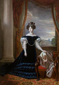 Anna Paulowna von Russland, Königin der Niederlande