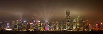 Hong Kong Island, Daniel Murphy van 1x