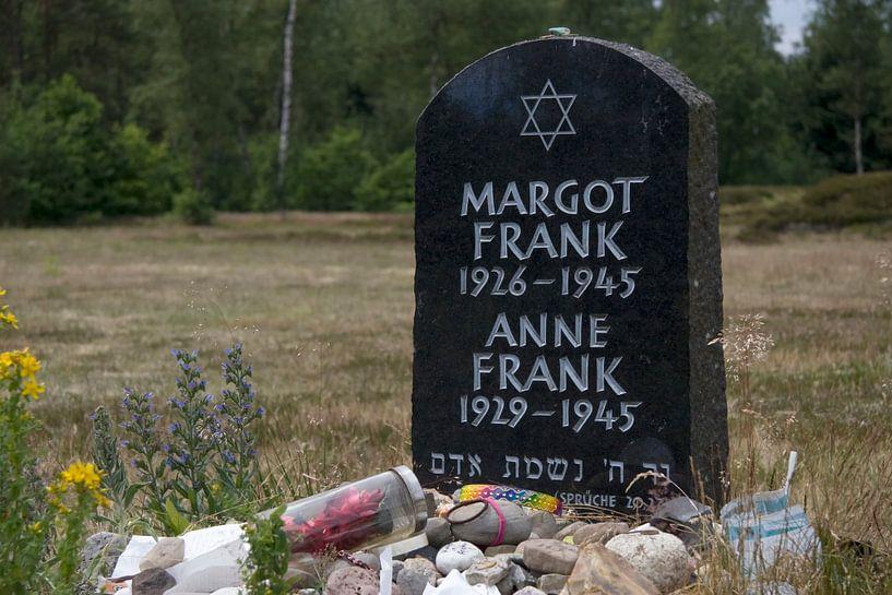 Graf Anne en Margot Frank van Ronald Jansen