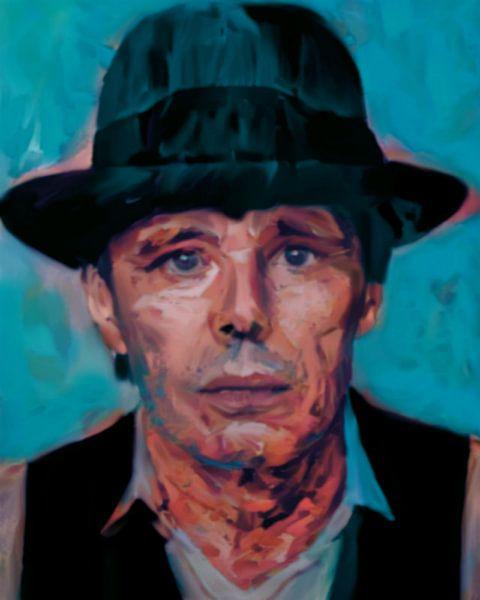 Joseph Beuys Realismus Pop Art PUR 1 van Felix von Altersheim