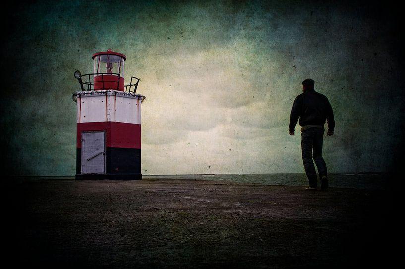 Lighthousewalker van Ruud van den Berg