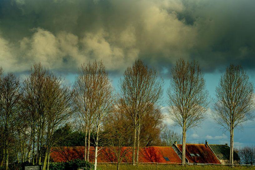 Hollandse lucht van Jaap Reedijk