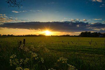 zonsondergang van Bart Nikkels