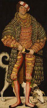 Herzog Heinrich der Fromme von Sachsen, Lucas Cranach der Ältere