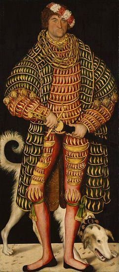 Henry the Pious, Lucas Cranach de Oude