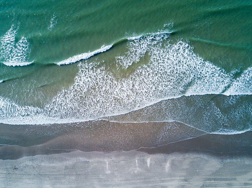 Dutch coastline van Droning Dutchman