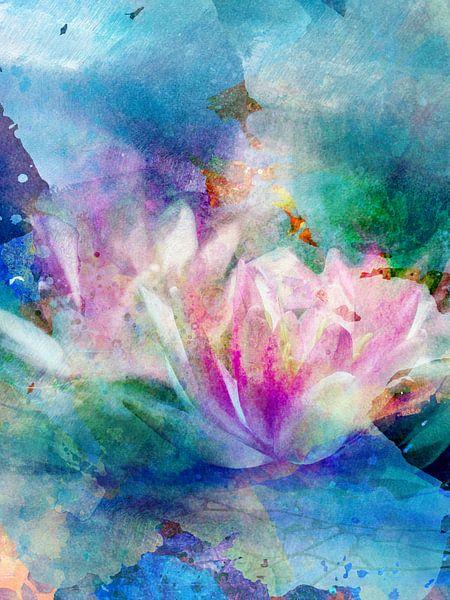 Waterlily von Andreas Wemmje