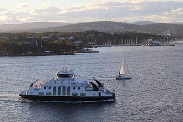 Oslo boot van Marilla van der Knoop