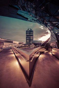 BMW Toren van Jürgen Rockmann