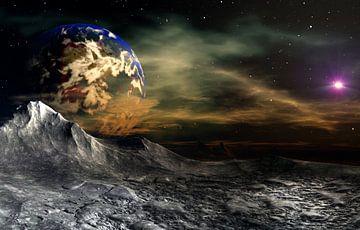 dead_moon van Dirk Driesen