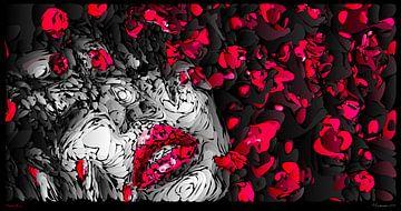 Red Rain van Martin Melis