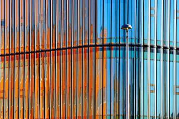 Kantoor kleuren van Jan Brons