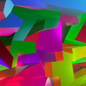 LA Tez One 5 #2 van Pat 'Tez One' Bloom