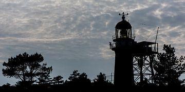 Leuchtturm Insel Vlieland. von Roel Ovinge