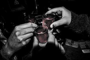 Anthropologie des Trinkens von Jacob Perk