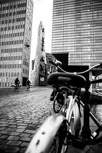 IJdock Amsterdam Zwart-Wit