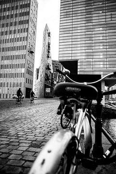 IJdock Amsterdam Zwart-Wit van PIX URBAN PHOTOGRAPHY