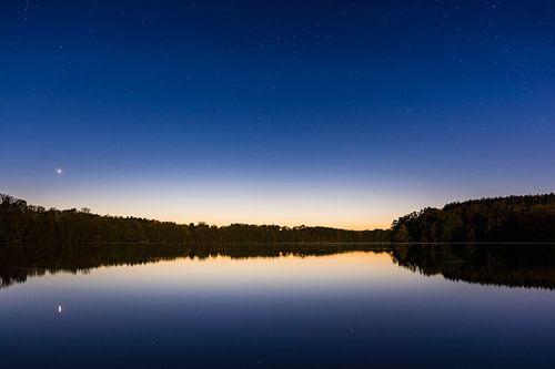 Starry Night Sky van Martin Wasilewski