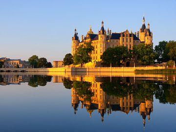 Schloss Schwerin Deutschland von Jessica Berendsen