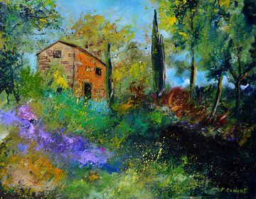 Mijn huisje in de Provence van pol ledent