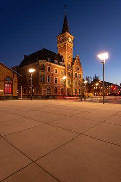 Autorité portuaire de Cologne Rheinauhafen sur Michael Valjak