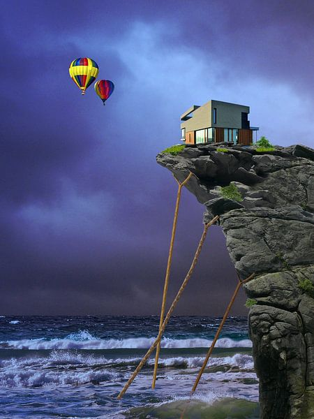 House on the Edge 5 van Ine Tresoor
