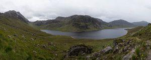 Fionn Loch - Fisherfield Forest - Scotland von Capture The Mountains
