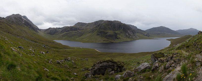 Fionn Loch - Fisherfield Forest - Schotland van Capture The Mountains