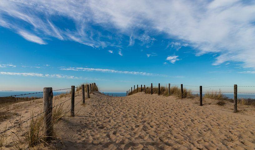 The road to the beach ... van Bert - Photostreamkatwijk