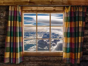 Wakker worden boven de wolken
