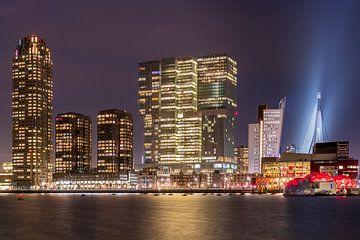 Modern city van Jeroen Kleiberg