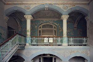 Urbex - Balkon
