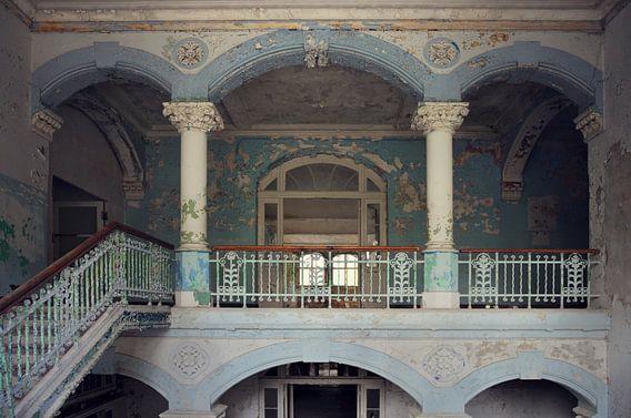 Urbex - Balkon van Angelique Brunas