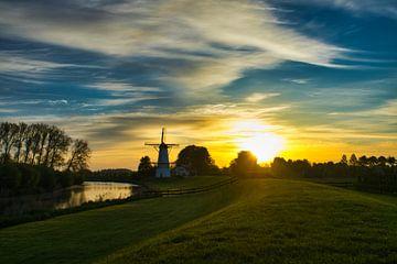 Morgenzon von Bart Nikkels