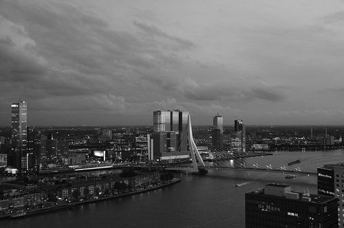 Rotterdam modern and classic