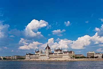 Parliament Budapest, Hungary  van