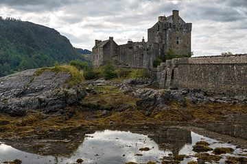 Eilean Donan Castle sur Ab Wubben